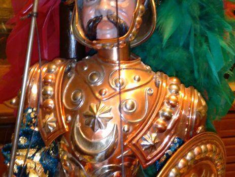 pupo siciliano - Marionetta siciliana saraceno