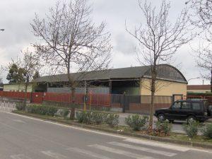 Capannone commerciale, Eboli, Salerno