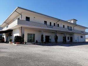 Capannone in cemento armato due livelli totale 2100 mq, Pietrelcina, Benevento