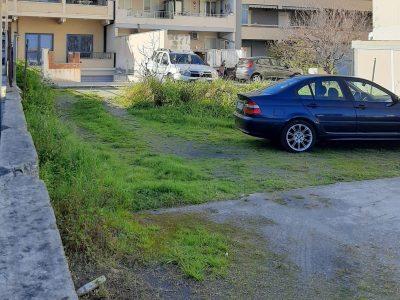 Terreno edificabile fronte mare angolare, Roccalumera, Messina