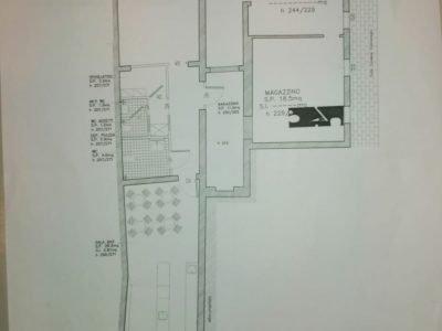 Magazzino di 70 mq, Venezia