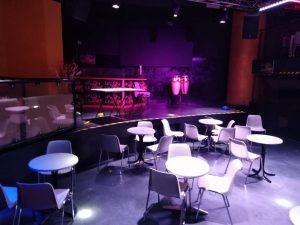 discoteca ristorante, Torino