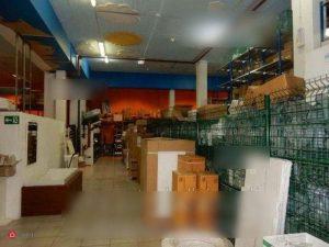 Locale commerciale magazzino mq 1000 Casilina Finocchio, Roma, adiac. metro C