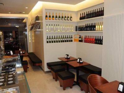 Bar caffetteria in Asti