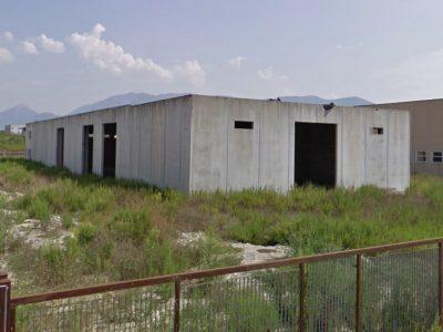 Capannone industriale, San Salvatore Telesino, Benevento